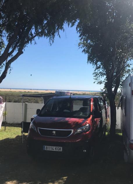 10 días de viaje por Andalucía kitesurfing